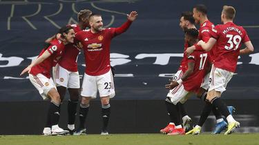 Erfolg für Manchester United