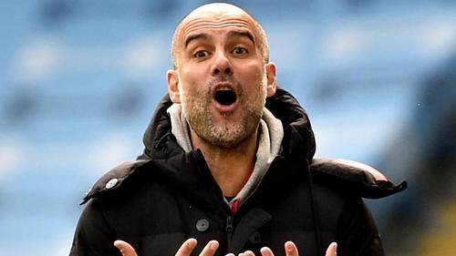 Pep Guardiola trifft mit Manchester City auf den BVB