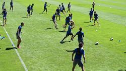 Hertha BSC geht die Vorbereitung auf die neue Saison mit der Unterstützung von Fans an