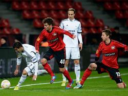 EL: Bayer schlägt Rosenborg mit 1:0