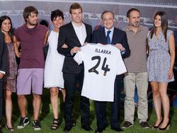 Neu bei Real Madrid: Asier Illarramendi