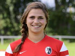 Anja Maike Hegenauer bleibt dem SC Freiburg erhalten.