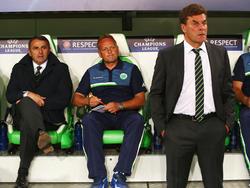El técnico alemán del Wolfsburgo, Dieter Hecking. (Foto: ProShots)