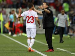 Nabil Maaloul ist der Trainer der tunesischen Nationalmannschaft