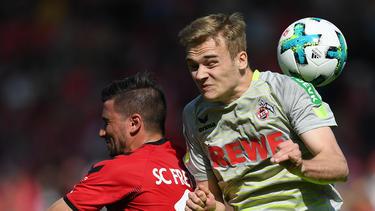 Der 1. FC Köln verleiht Tim Handwerker