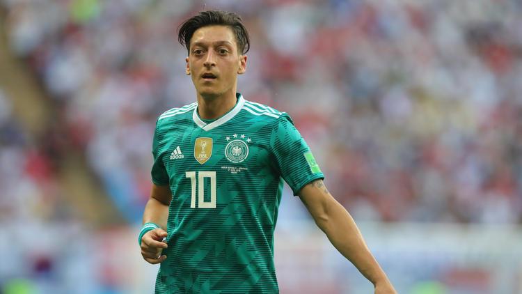 Mesut Özil wurde 2014 mit Deutschland Fußball-Weltmeister