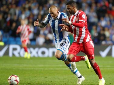 Sandro estrelló dos veces el balón en el poste (40, 66). (Foto: Imago)