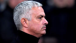 José Mourinho ließt sich von den Fan-Beleidigungen nicht aus der Ruhe bringen