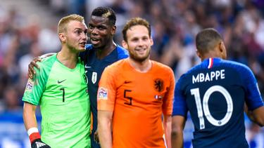 Francia y Holanda necesitan los puntos para estar en la gran final. (Foto: Getty)
