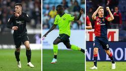 Jovic, Pépé und Piatek sind bei BVB, FC Bayern und Co. begehrt