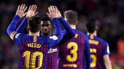 Messi und der FC Barcelona treffen auf den FC Sevilla