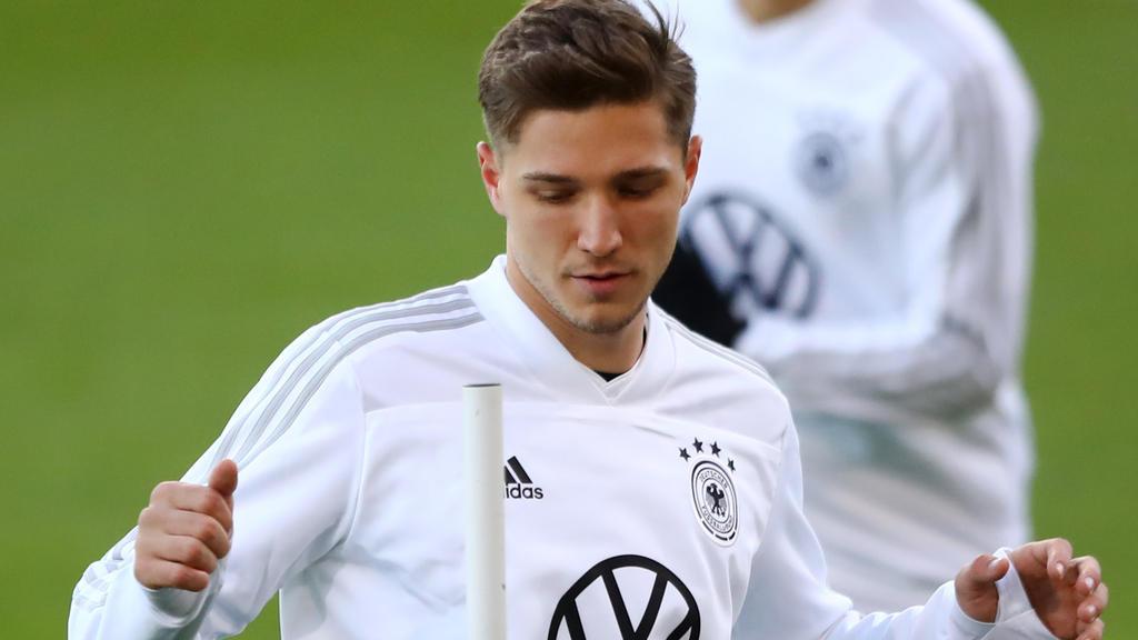 Niklas Stark wird angeblich vom BVB und vom FC Bayern umworben
