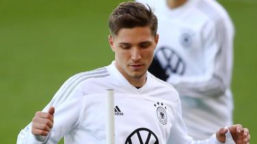 Niklas Stark ist mittlerweile A-Nationalspieler