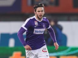 Richard Windbichler spielte von Sommer 2015 bis Anfang 2017 für die Wiener Austria