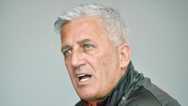 Vladimir Petkovic ist der Coach der Schweizer Nationalmannschaft