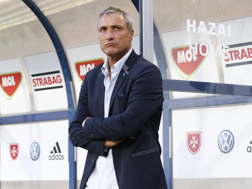 Bernard Casoni ist neuer Trainer des FC Lorient