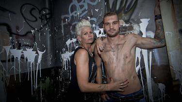 Ein Herz und eine Seele: Ex-HSV-Star Pierre-Michel Lasogga und seine Mutter Kerstin