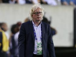 Trainer Winfried Schäfer verlor mit seinem Klub Esteghlal Teheran das Hauptstadtduell gegen Persepolis