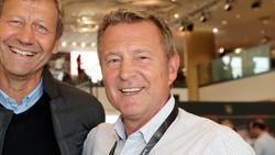 War Fußballprofi und Manager beim VfB Stuttgart: Karlheinz Förster