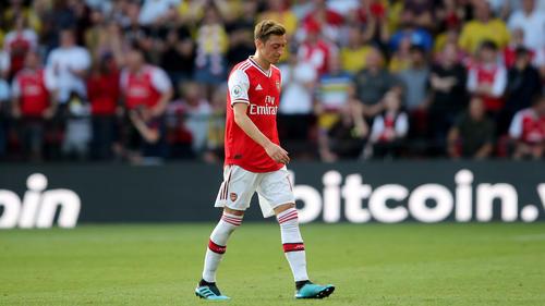 Mesut Özil reist nicht mit nach Frankfurt
