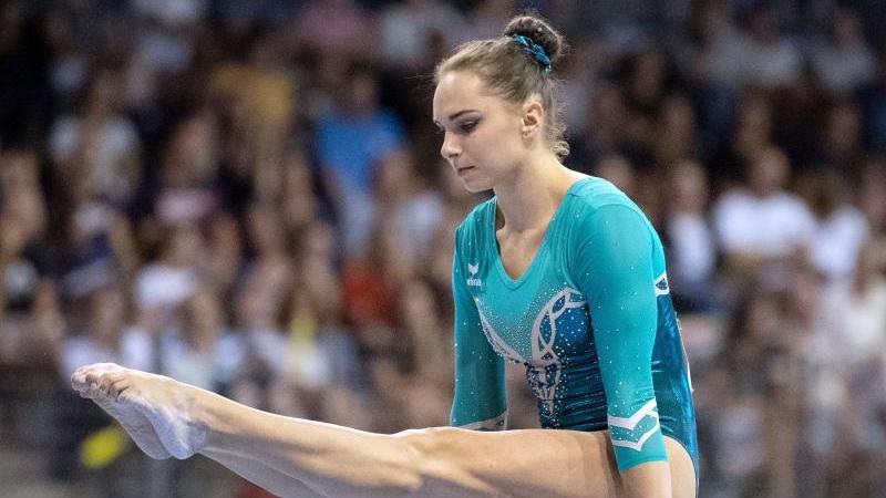 Sophie Scheder will beim Weltcup einen wichtigen Schritt Richtung Olympia machen