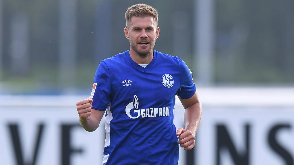 Simon Terodde trifft mit dem FC Schalke 04 auf den HSV