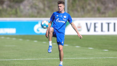 Matthew Hoppe könnte den FC Schalke in Kürze verlassen