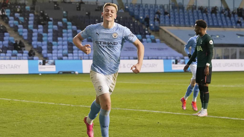Der BVB bemühte sich angeblich um Liam Delap von Manchester City