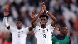 Tchouaméni gewann mit Frankreich die Nations League