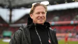 Hofft auf einen Sieg gegen den FC Bayern: Markus Gisdol