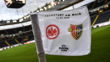Eintracht Frankfurt hat gegen Basel zwei Heimspiele