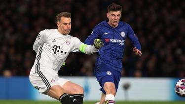 Bayern bestreitet das Rückspiel gegen Chelsea in München