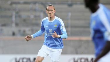 Verstärkt die U23 des BVB: Florian Krebs, einst bei Hertha BSC unter Vertrag