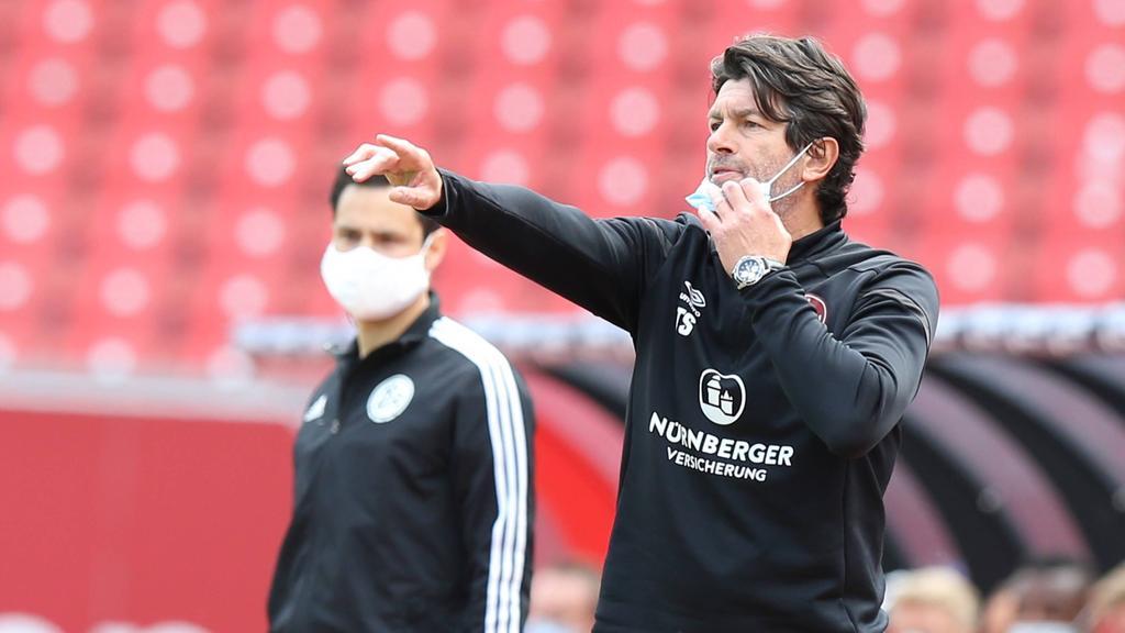 Neuer Trainer Eintracht Braunschweig