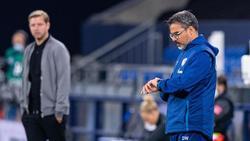 David Wagner und der FC Schalke 04 stehen vor einer Trennung