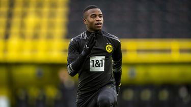 Youssoufa Moukoko steht beim BVB unter Vertrag