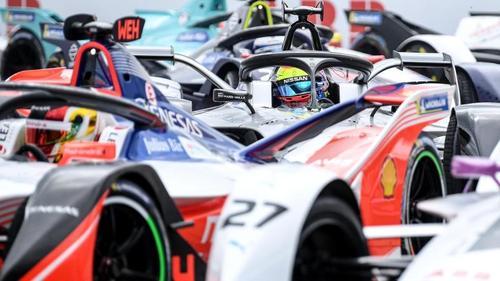 Die Formel Emusste das Rennen in Paris absagen