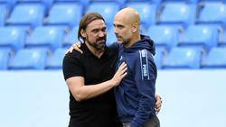 Daniel Farke freut sich über Guardiolas öffentliches Lob