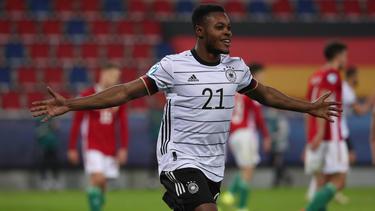 Ridle Baku überzeugte gegen Ungarn bei der U21-EM