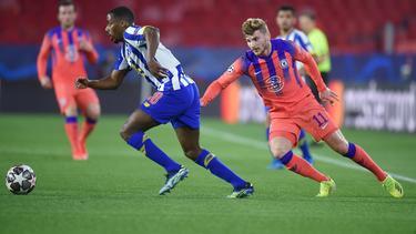 Timo Werner und der FC Chelsea sind auf Halbfinalkurs