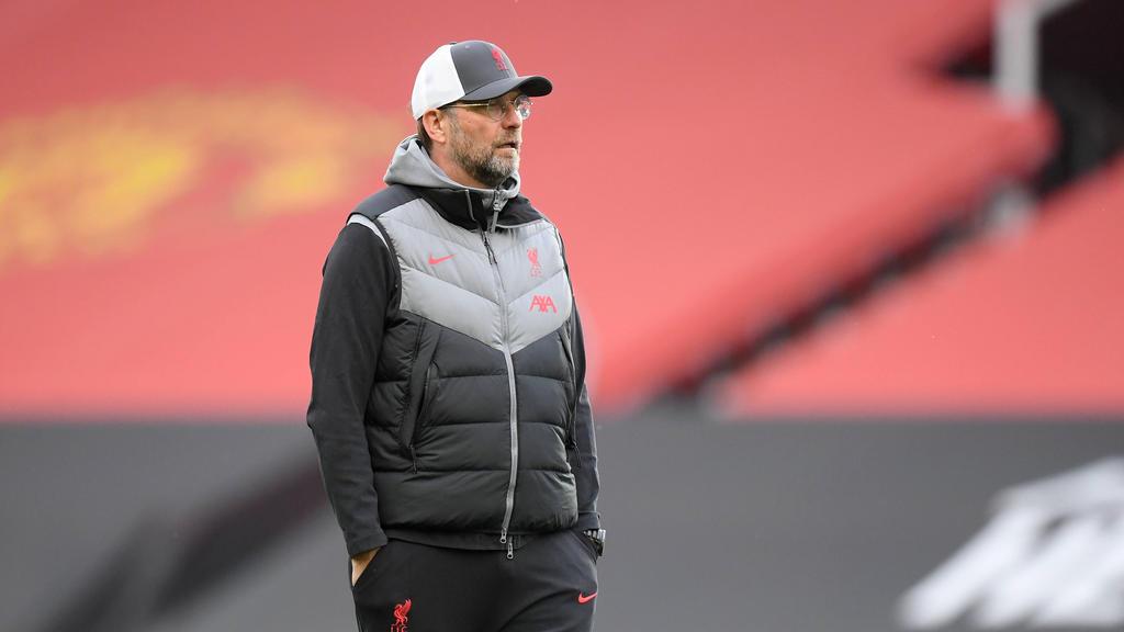 Liverpools Coach Jürgen Klopp würde eine andere Taktik als Joachim Löw wählen