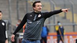 Eintracht Braunschweig setzt zunächst weiter auf Daniel Meyer