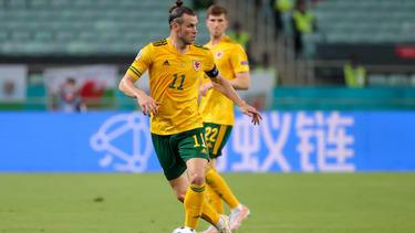 Gareth Bale verschoss gegen die Türkei einen Elfmeter