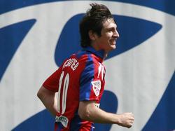 Dzagoev - ein ganz besonderer Ballkünstler