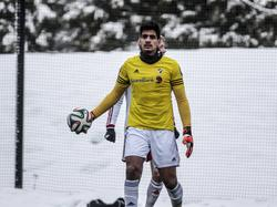 Made history as first Indian on the pitch in professional European football: Gurpreet Singh Sandhu