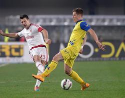 Muss den AC Milan verlassen: Daniele Bonera