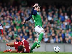 Nordirlands Kyle Lafferty kehrt bald ins Training zurück