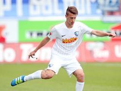 Jannik Haberer wechselt zum SC Freiburg