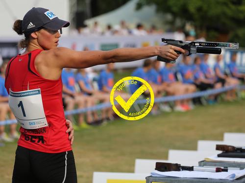 Lena Schöneborn kann zum zweiten Mal Olympiasiegerin werden