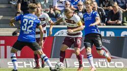 Die Bielefelder feierten im ersten Heimspiel der Saison ihren ersten Sieg